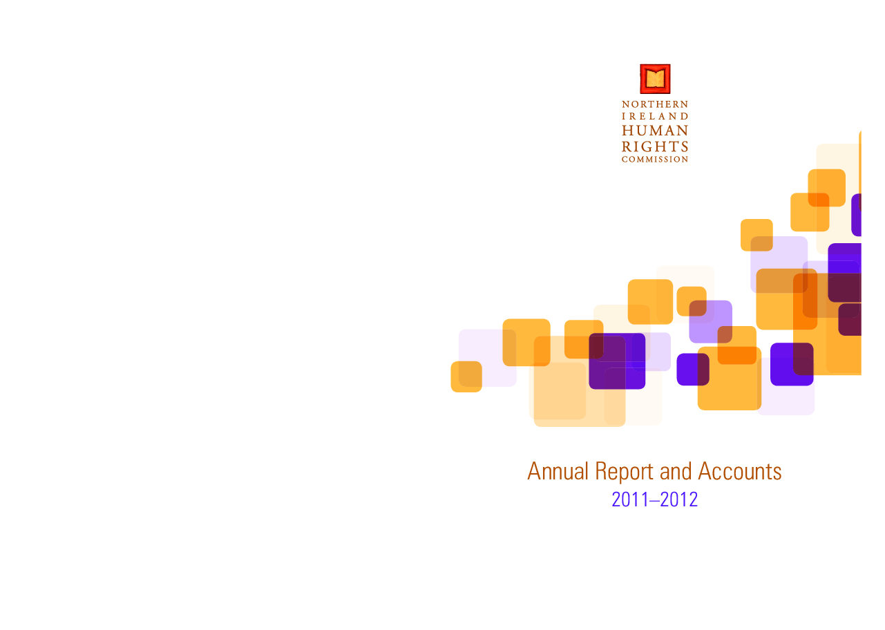 Annual Report and Accounts 2011-2012