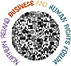NI Business and Human Rights Forum logo