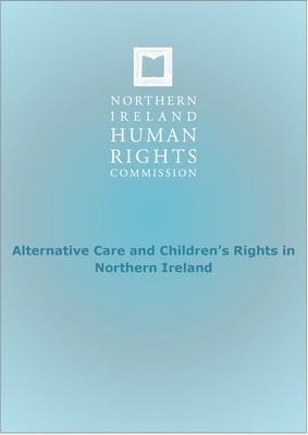 Alternative Care and Children