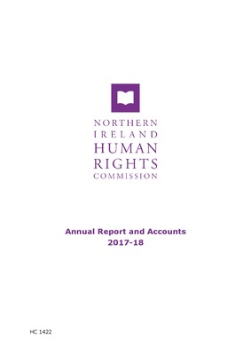 Annual Report and Accounts 2017-2018
