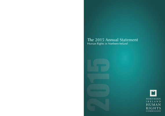 Annual Statement 2015