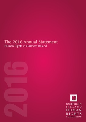 Annual Statement 2016
