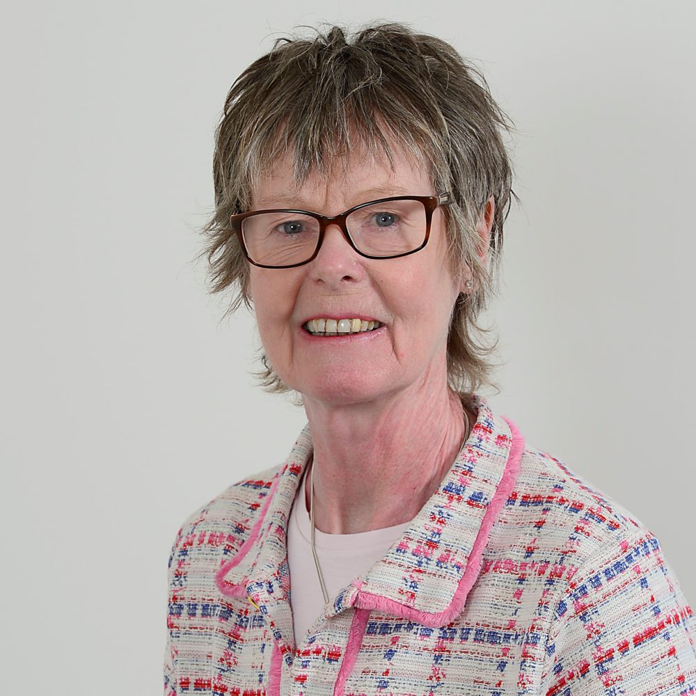<p>Human Rights Commissioner Maura Muldoon</p>
