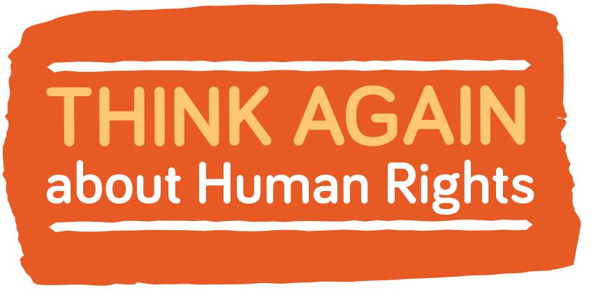 Think Again logo