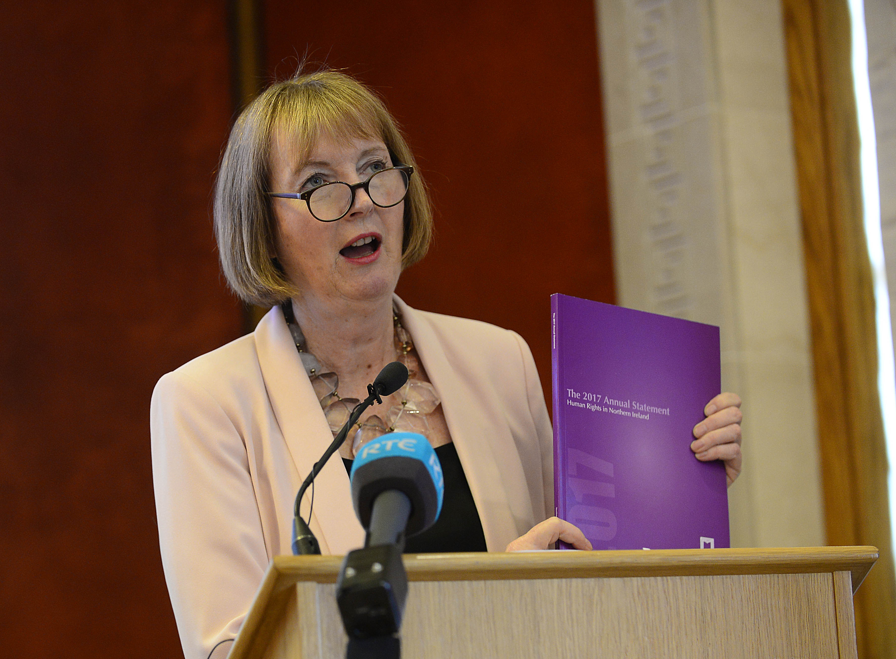 04c5e56b6 Rt Hon Harriet Harman QC MP to focus on Gender Equality at NIHRC Annual  Statement 2017