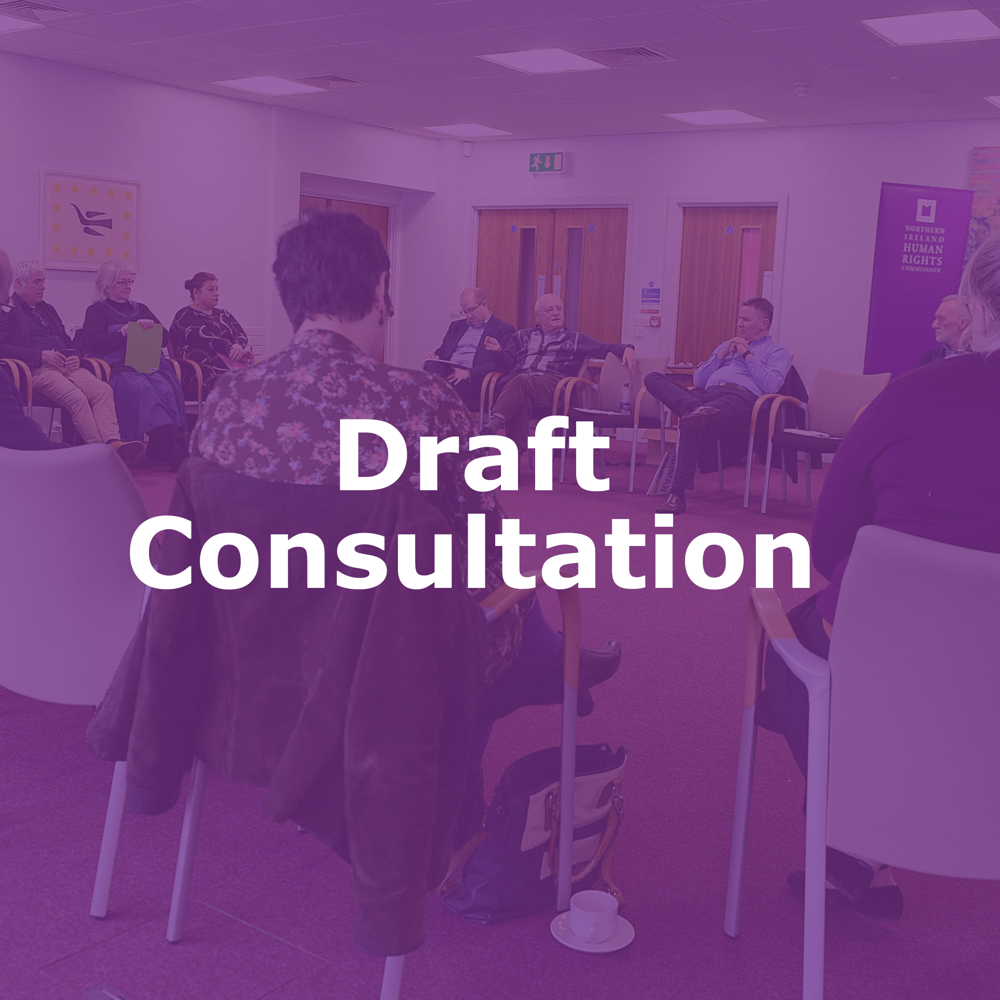 NIHRC Draft Equality Scheme & Draft Disability Action Plan Consultation