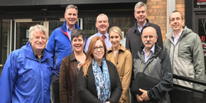 Commission marks success of Boardroom Apprentice partnership