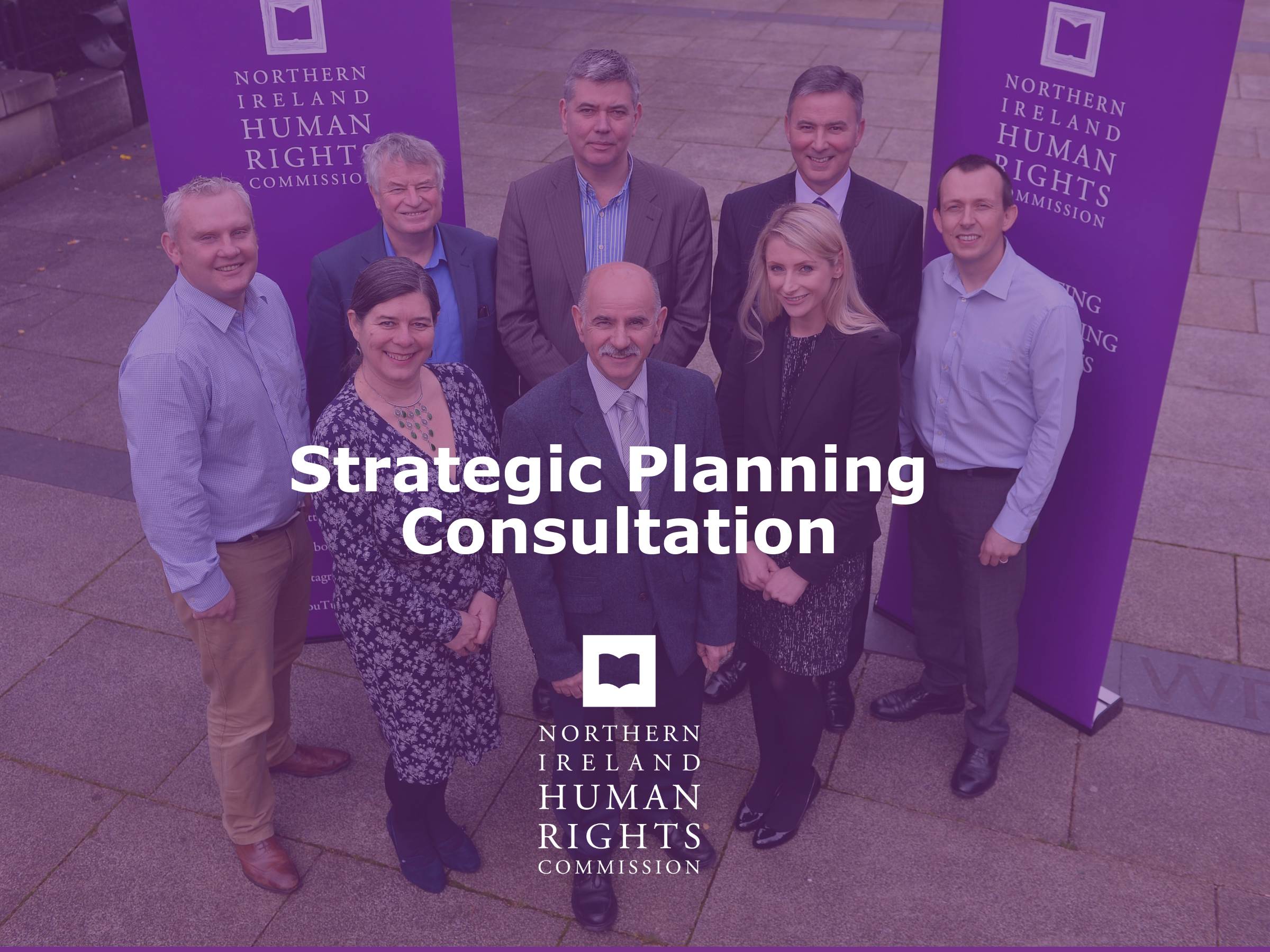 NI Human Rights Commission - Draft Strategic Plan 2019 - 2022 Consultation