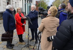Máiría Cahill and Human Rights Commission Challenge Election Law
