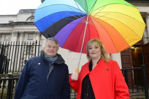 Máiría Cahill and Human Rights Commission Continue to Challenge Election Law