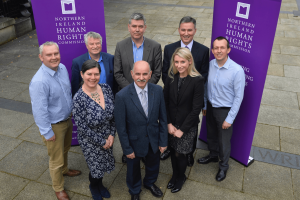 NIHRC thanks current Commissioners as term ends