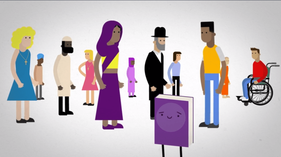 NIHRC Animation Launch: Let's Talk about Rights and Religion