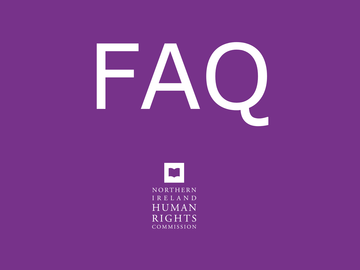 Latest FAQ: Human Rights Commission's challenge to the law on Termination of Pregnancy in NI