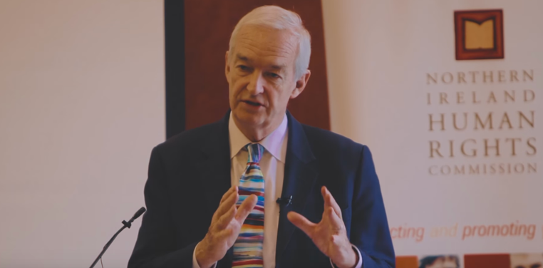 Annual Statement 2015 Launch with Jon Snow